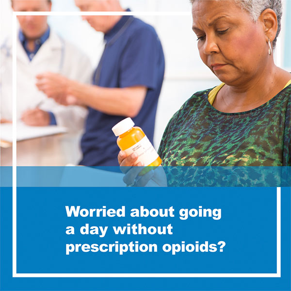 Worried about going a day without prescription opioids | 7th Art